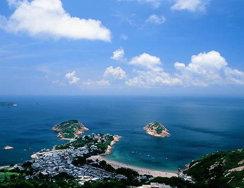 Dragon's Back, Shek O, Hong Kong