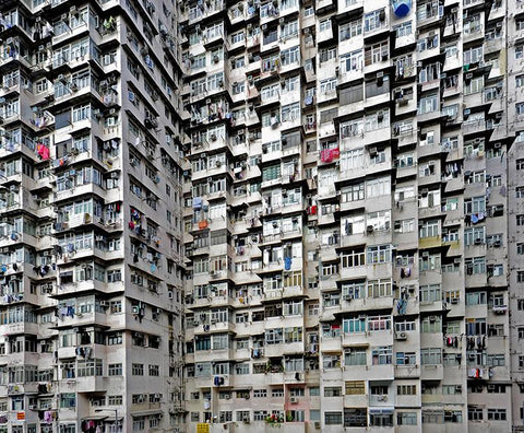 High Density Hong Kong - Housing