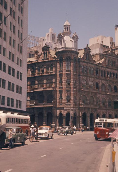 Old Hong Kong Collection - General Post Office 1950s