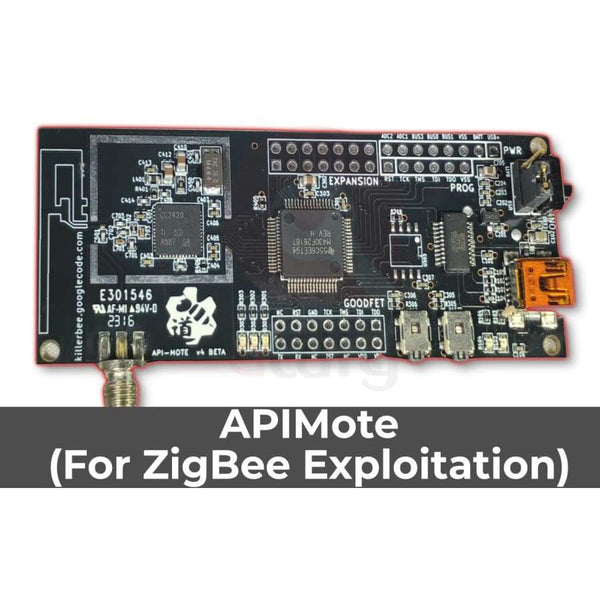 APIMote (for ZigBee sniffing and transmission) - Electronics