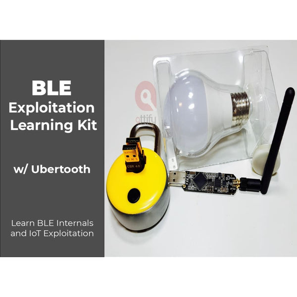 BLE Exploitation for IoT Learning kit - Ubertooth One - Electronics