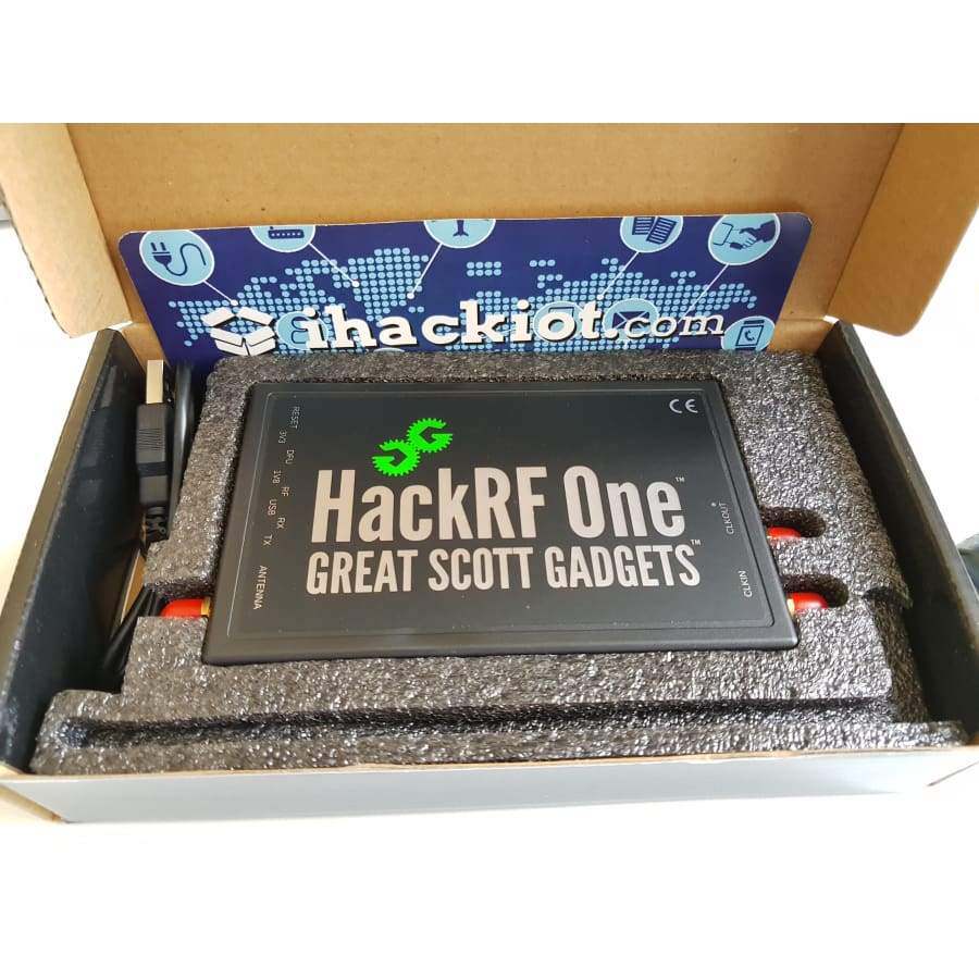 HackRF One for Software Defined Radio - Electronics