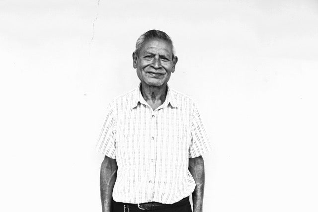 Joaquin was born on August 16 1945 in Antigua, which he notes was just days before the end of World War II. He has three children with his wife, Gloria, and three grandchildren — all girls. Joaquin has handcrafted shoes for 50 years, which is the same amount of time that he and Gloria have been married.