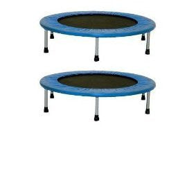 "36"" Non Folding Mini Trampoline, 2 Pieces (Buy One, Get One Free) Recommended For Children Use Only."