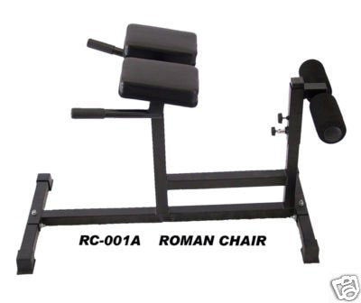 Ader 45 Degree Roman Chair Hyper Extension Chair Abdominal Bench
