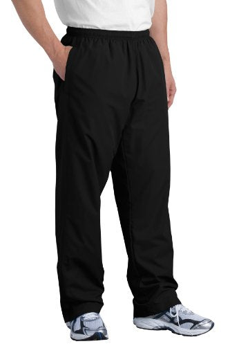 Windpant, Color: Black, Size: X Large