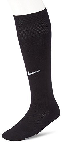 Nike Park Iv Cushioned (Soccer Socks) (Black, Men's Shoe Size 6 8/ Women's 6 10)