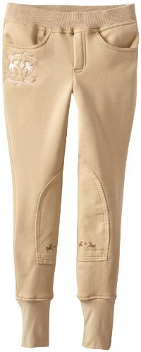 Equine Couture Girl's Riding Club Pull-On Breech by Equine Couture