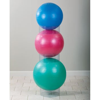 CLINTON EXERCISE BALLS AND ACCESSORIES Ball Stackers (3 per set) Item# 8405