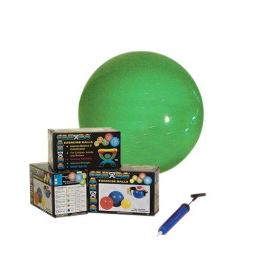CanDo Economy Ball and Pump in Box Set