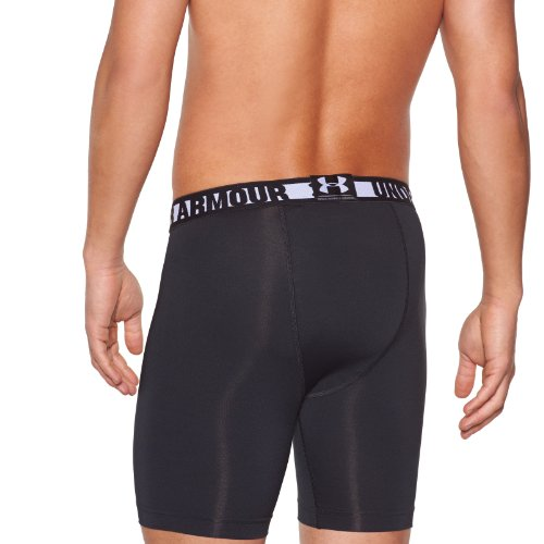 Under Armour Men's Heat Gearã'â® Sonic Compression Shorts Medium Black