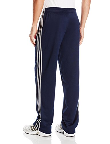 Adidas Men's Ultimate Fleece 3 S Pants Collegiate Navy/Medium Grey Heather Pants Md X 32