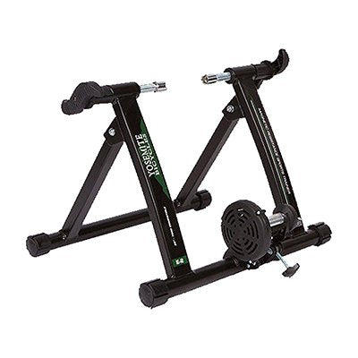Yosemite Mag Bicycle Trainer Black