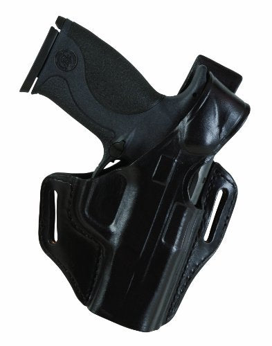 "Bianchi S&W M&P 9Mm/.40 (4"") 56 Serpent Holster (Black) by Bianchi"