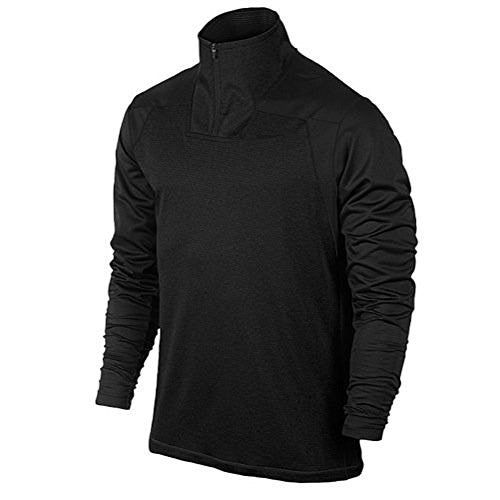 Nike Mens Sphere Dry Long Sleeve Running Shirt Black (X Large) 620644 010