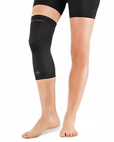Tommie Copper Women's Recovery Refresh Knee Sleeve, Black, XX-Large