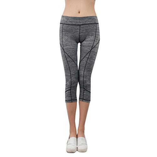 c107ba4759b8d DaySeventh Women Trousers Athletic Gym Fitness Sports Yoga Leggings Pants