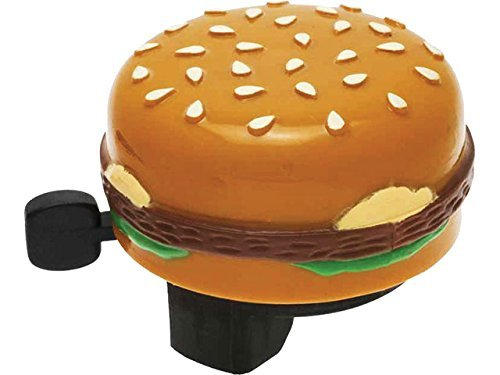 Bicycle Hamburger Bell by Lexco