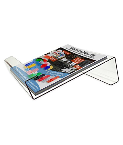 Source One Llc Universal Treadmill Book Holder 9 X 11 Inches For Elliptical, Rowers (Tbh U)