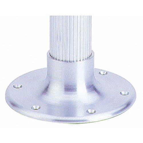 Garelick Raised Surface Floor Mount, 2-1/4-Inch by Garelick