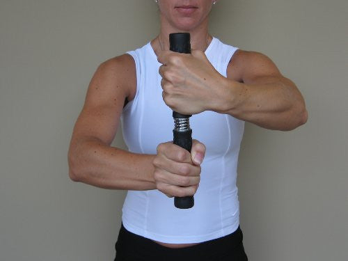 Grip Stik / Gripstick   A Great Way To Build Your Hands, Wrists And Forearms!