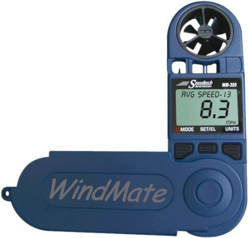 WeatherHawk WindMate Hand-Held Weather Meter by WeatherHawk