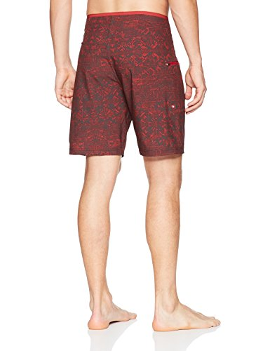 prAna Catalyst Shorts, Crimson Cabana, 28
