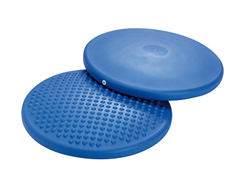 Fit Ball Disc O' Sit Back Strengthener  Disc'o'sit Balance Cushion