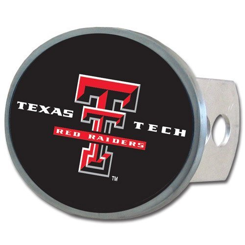 TEXAS TECH RAIDERS NCAA OVAL HITCH COVER by Siskiyou Sports
