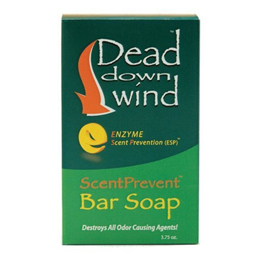 Dead Down Wind Bar Soap (4.2 Ounce) by Dead Down Wind