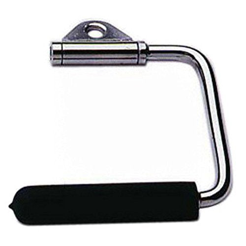 Troy Barbell Tcch-R Revolving Stirrup Handle with Rubber Grip - Solid, One Size by Troy Barbell