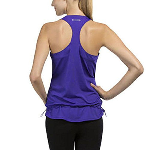 Ladies' Active Yoga Tank   Purple, 2 X