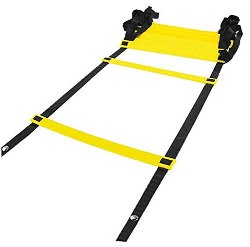 Panda Superstore The Agility Ladder   Speed Training, Step Ladder   Football Cadence Training