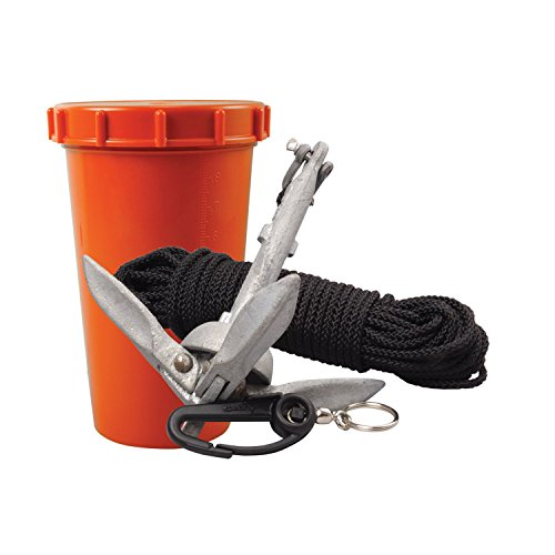 SCOTTY 797 / Scotty Anchor Kit - 1.5lbs Anchor & 50' Nylon Line by Scotty