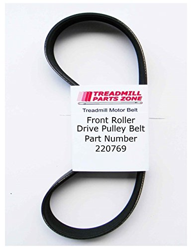 Healthrider Treadmill Model HMTL796080 Motor Belt Part Number 220769