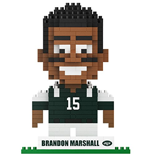 New York Jets Marshall B. #15 3D Brxlz - Player