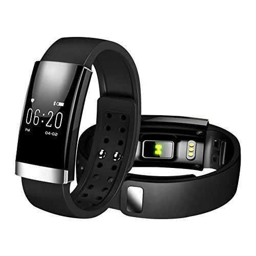 ASOON Fitness Tracker,Bluetooth Smart Band Fitness SmartBracelet/Heart Rate Monitor/Sleep Monitor