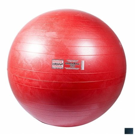 Power Systems VersaBall Pro Stability Ball, 75cm, Midnight Blue (80125)