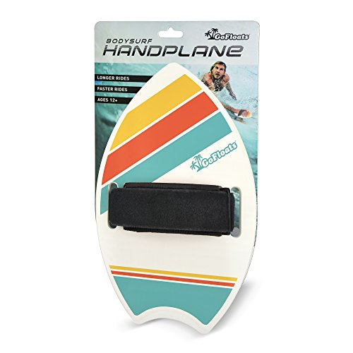 Go Floats Body Surfing Hand Plane/Handboard, Shred The Gnar In Style, Epic Rides For All Skill Levels