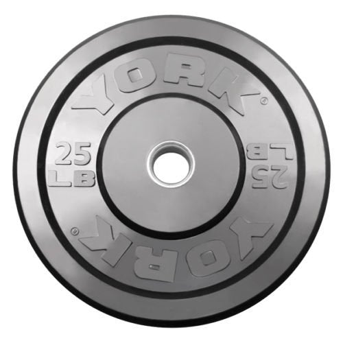 York Barbell York Usa Training Bumper, 25 Lb