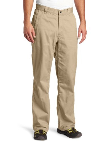Mountain Khakis Mens Teton Twill Pant Relaxed Fit, Retro Khaki, 34W 32L