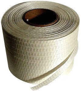 Shrinkwrap Accessories 1/2 X 3900' Strap Cross Woven - PD50TCW by Shrinkwrap