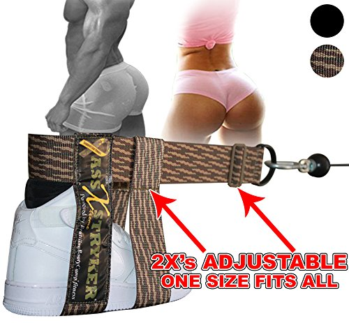 Butt Lifter   Attaches To Foot For Glute Exercises & Activation   See Rapid Results With 20 Minute B