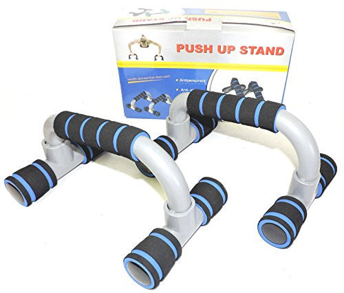 Set Of 2   Incline Pushup Stands For Home Fitness Training   Push Up Bar