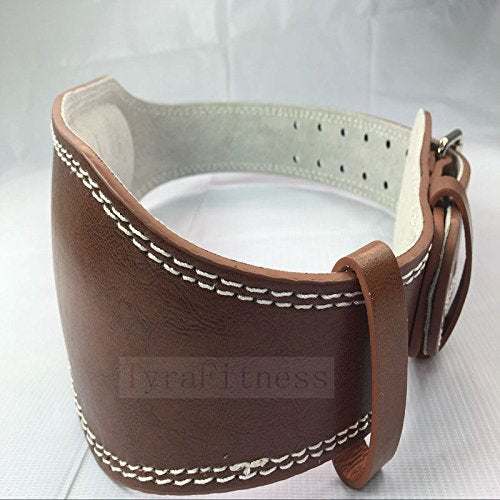 Weightlifting Belt GYM Fitness Crossifit Weight lifting Back Support PU Fabric Power Training Blet E