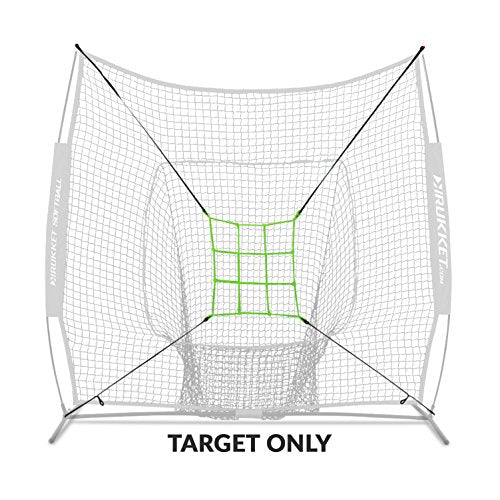 Rukket Baseball/Softball Adjustable Pitching Target | Practice Throwing (Adjustable Strike Zone Target Only) Frame and Net Sold Separately.