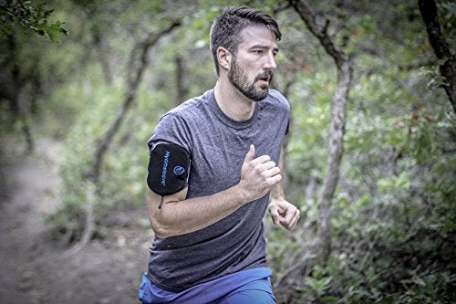 Hydrosleeve Package, Hands-Free Hydration Armband System for Runners and Athletes(Gray,Small)