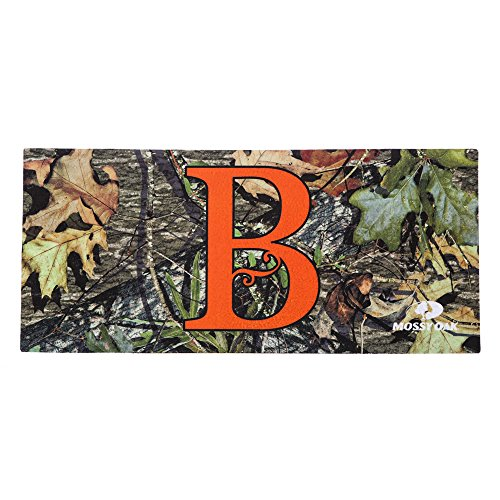 Evergreen Sassafras Switch Mat Mossy Oak Monogram B