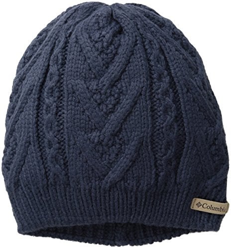 Columbia Adult Parallel Peak II Beanie, Nocturnal, One Size