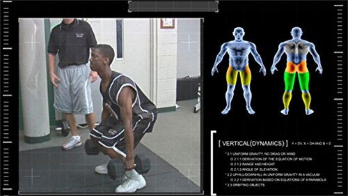 Hoops King Mvp Vertical Jump Pro System To Jump Higher, Training Dvd W/Resistance Bands